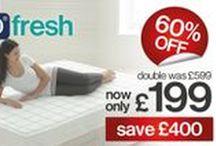 Dormeo Deals / Our best deals, as they happen. www.dormeo.co.uk.