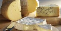 Our cheeses / The finished products...