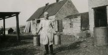 Our history / We first made cheese at Park Farm over a hundred years ago. Here's how we used to do it.