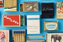 Lost + Found / Vintage ads, packaging and other paraphernalia. / by Aasia A