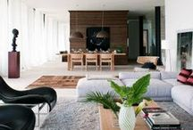 inspiring interiors. / rooms that will help me design the many rooms of my many homes. / by tiffany rose