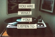 good music is soul music. / and soul music is everything. / by tiffany rose