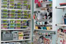 Craft Room Organization / by Organize