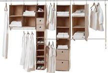 Closets & Hallways Organization / by Organize