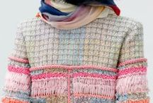 Warp + Weft / Knitting is the new yoga / by Aasia A