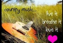 country music / by ~Cowgirl Lisa~