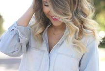 hair, nails, make-up...all things beauty