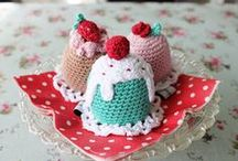 ⌘ Crochet Kitchen ⌘