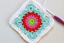 ■ Crochet Squares ■