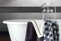 Baños / Diseño, distribución y decoración de cuartos de baño.