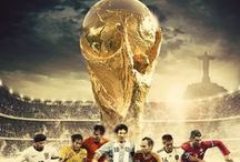 World Cup / Play hard or go home.