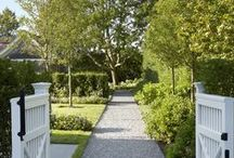 Gorgeous Gardens / The most gorgeous gardens we've ever seen