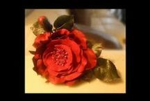 Millinery:  My Millinery Videos / Couture Millinery, Hatting, Flower Making, etc.