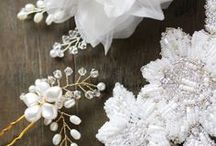 Millinery:  Tiaras and Bridal Related / Tiaras and Bridal Related, Including Tutorials.  May include tiaras; bridal hair pins, and combs.