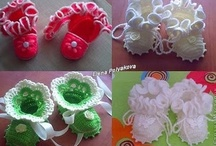 Baby and Child Crochet/Knit / by Stephanie Nilsen