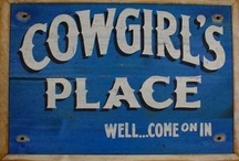 cowgirls place 2 / Everything and anything that a cowgirls heart desires...album 1 is getting full....this is continued  / by ~Cowgirl Lisa~