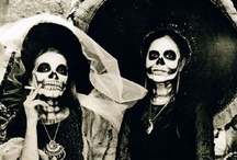 "Day of The Dead ""Sugar Skullls""  / by Vanessa Fields"