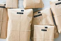 product + paper + packaging. / packaging, products, paper, places and other proper branding. / by tiffany rose