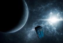 Doctor Who! / by Elizabeth