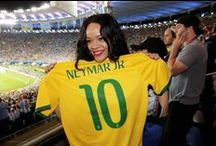 Celebrities Love Soccer / We Are All Fans