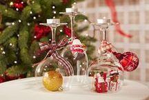 Navidad - Christmas - Natal - Noël / Las mejores ideas para decorar la Navidad.