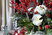 Christmas Decorations/Christmas / Everything we love about Christmas!