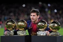 Messi / King Leo. / by SOCCER.COM