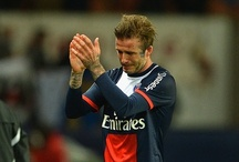 David Beckham / Pinning the most famous soccer player on the planet. / by SOCCER.COM