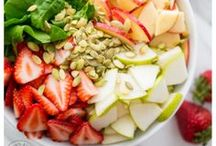 Low Sodium/Paleo/Gluten Free / This board is a smattering of healthier recipes.
