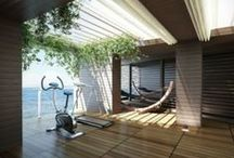 Fitness/Exercise / by Design Chic - Kristy Harvey/Beth Woodson