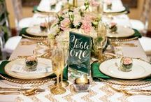 Reception / Ideas for our civil ceremony reception and pre-elopement party! So exciting! / by Jen Dee Photography