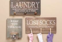 The Laundry Room / by Jessica Jeffers