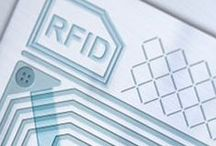 WHY RFID / Radio-Frequency Identification (RFID) is the use of radio waves to read and capture information stored on a tag attached to an object. A tag can be read from up to several feet away and does not need to be within direct line-of-sight of the reader to be tracked.