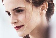 Emma Watson / #emmawatson #actress #makeup #hairstyle #beauty #beautiful # fashion #trend
