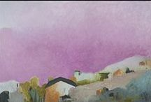Landscapes & City Scenes / A Collection of landscape paintings - both representational & abstracted - available at J. Cacciola Gallery W.