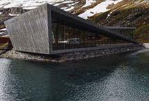 Arkitektur i landskap