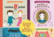 books for the wee ones / by Libby Jones