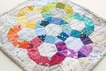 Quilt Tutorials and Patterns / by Jenn Perkins