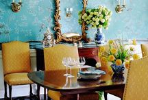Dining Rooms / by Selma Hammer