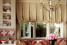 Window Treatments / by Selma Hammer