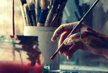 """c r e a t i v e  *  s e l f / """"The creative life is the best life of all."""""""