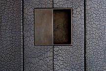 detail and materials / by Peter Veldmans Architectuur