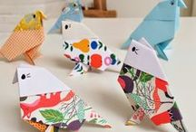 papel / paper / origami diagrams and paper crafts / by Cassy Aldana