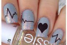 Nails Nails Nails  / by Jorie Levi