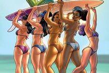 Comic Art Community / Comic Book Cover Art and Fantasy Art