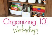 Organization / by Ashley J