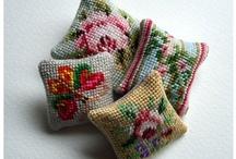 Miniatures - needlework