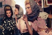 How to wear: Headscarves  / How to rock them no matter your style or hair  / by STEELE MyStyle