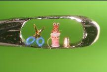 miniatures - art / Miniatures as artworks