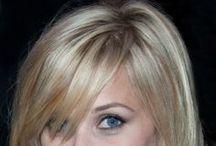 Hair:  Blonde